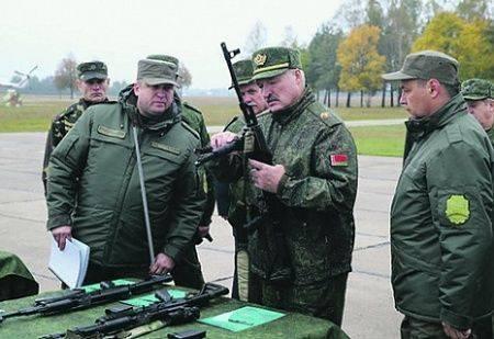 Лукашенко модернизирует армию и делает ставку на Силы специальных операций