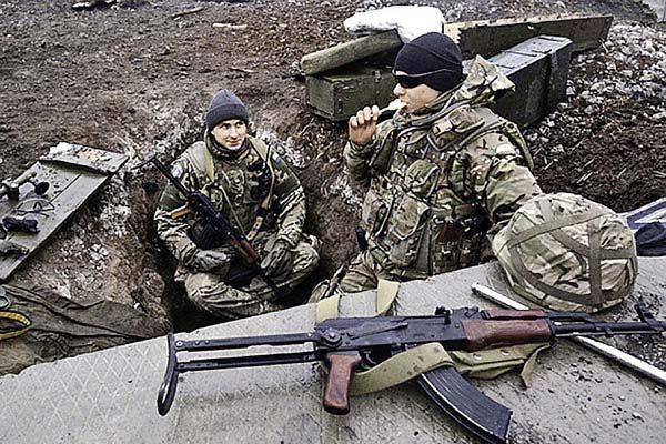 Дневник солдата ВСУ в Донбассе... «Если Путин начнет наступление в зарплату, воевать будет некому - все пьяные»...