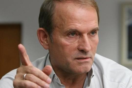 Единый кандидат: Вокруг Медведчука объединяются соперники и противники