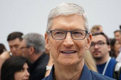 Глава Apple Тим Кукназвал Россию слабой