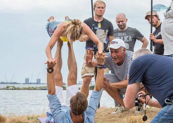 Семейная халтура, или Почему провалился в прокате фильм про Крымский мост