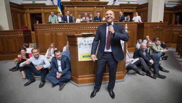 Рада осудила «преступный режим Польши»
