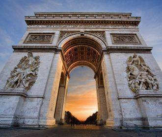 Парижский прорыв в Булонском лесу