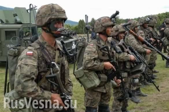 Это позор: новые конфузы войск НАТО, решивших «запугать» Россию