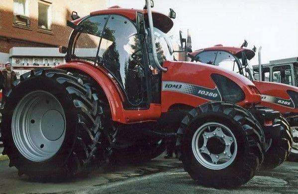 ЮМЗ - «космический» трактор из Днепропетровска