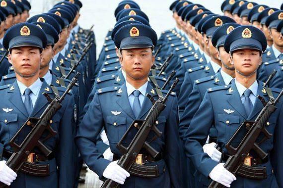 Военно-морская гонка сверхдержав: Китай опередит США через пятнадцать лет