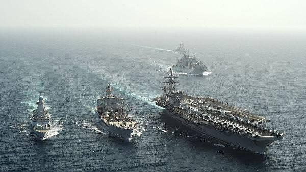 Американские аналитики предрекли поражение флота США в войне с Россией
