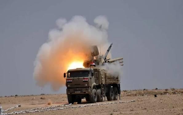 Ar-Rai Al-Youm: «Панцирь» поумерил пыл ВВС Израиля