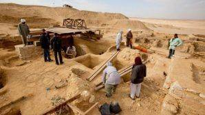 В Египте археологи нашли древнее хранилище вина