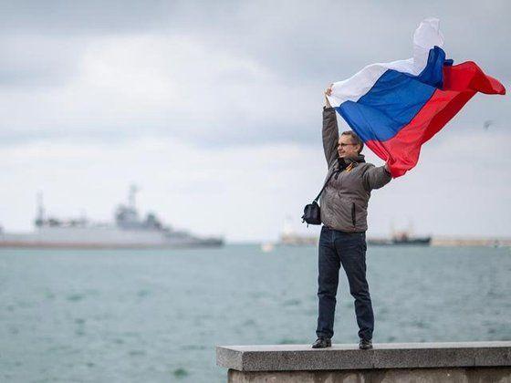 Андрей Кочетов: «Когда Украина потеряла Крым» (Печат, Сербия)