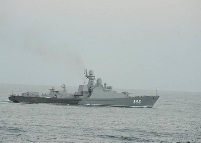 Длинная рука Москвы на море в действии. Теперь такое оружие есть и в России