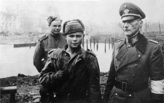 На что мог рассчитывать немецкий офицер в плену у партизан