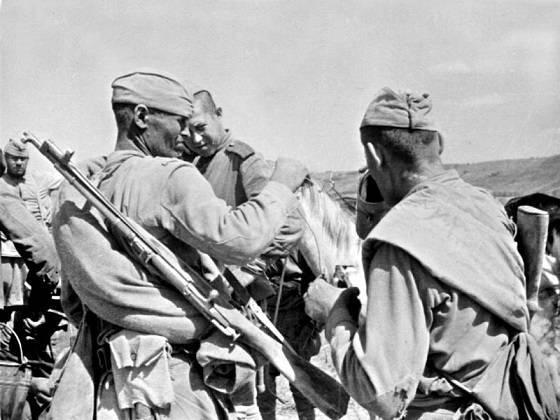 Какую советскую винтовку немцам так и не удалось скопировать во время войны