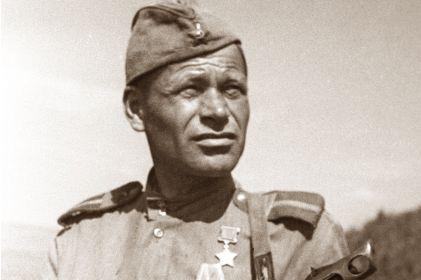Роман Смищук: советский солдат, перед которым отступали немецкие танки