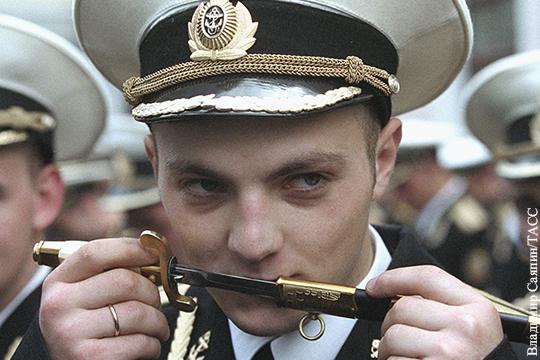 Путин пообещал разобраться в ситуации со сдачей кортиков офицерами ВМФ