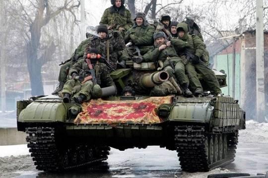 В Киеве признали: на Донбассе воюет не Россия
