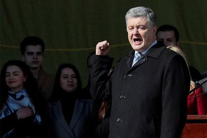 Раскрыты планы Порошенко на случай проигрыша выборов президента Украины