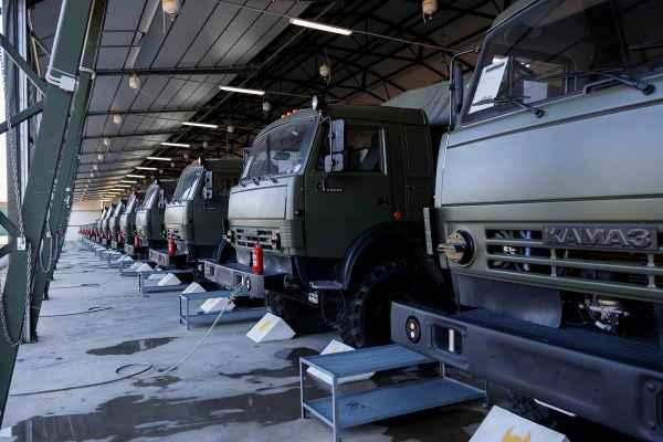 Строго по-военному: Минобороны реализуют новые подходы к системе хранения