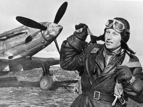 «Внимание, внимание, в небе Покрышкин!: почему немцы боялись советского аса