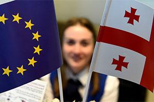 ЕС предупредил Тбилиси о возможной отмене безвиза