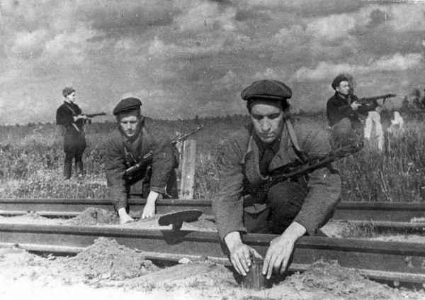 Какие негласные правила Великой Отечественной не выполняли партизаны