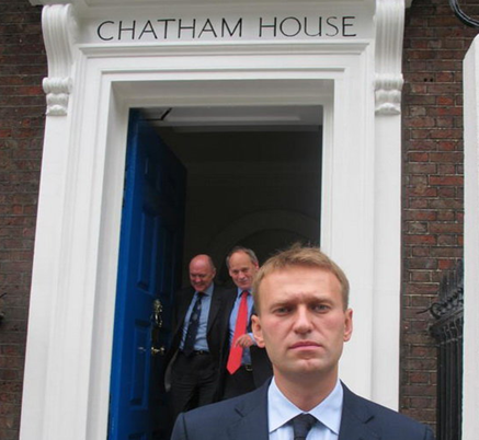 Алексей Навальный обрадовался хвалебной статье The Economist