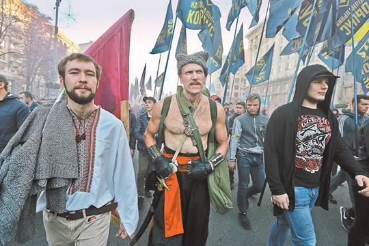 Украинская политика конкурирует с дурдомом