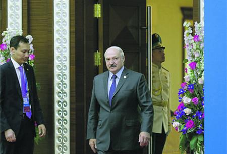 Лукашенко увидел прорехи в евразийской интеграции