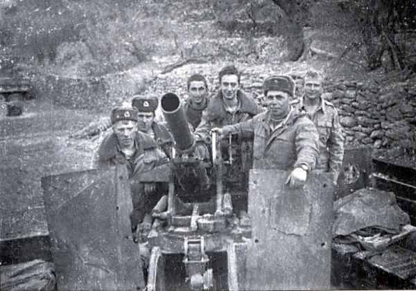 Как советский миномёт «Метла» «выметал» моджахедов в Афганистане