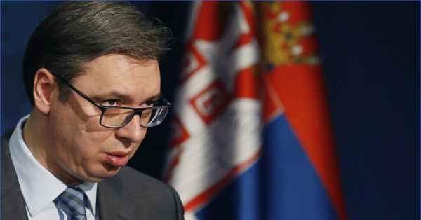Вучич заявил о разрушении веры в Запад
