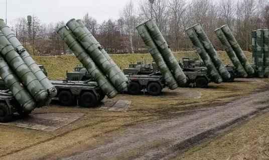 Российские ракетные системы С-500 уже кошмарят Запад