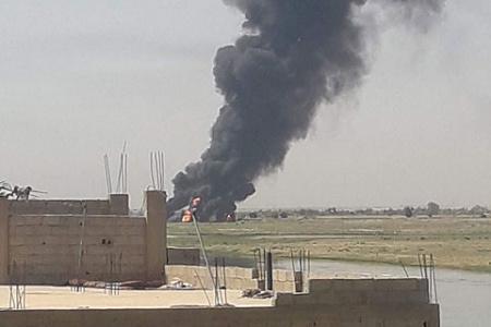 Сирийская армия провела разведку боем
