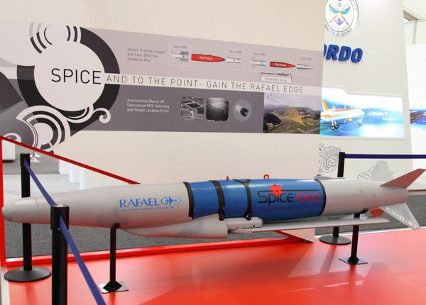 """Су-30 оборудуют израильскими """"умными бомбами"""""""