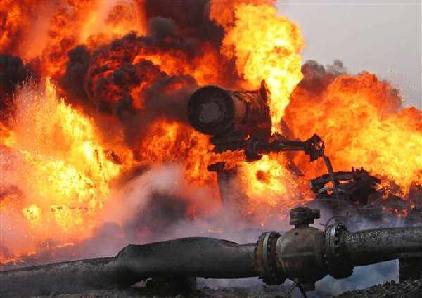 В Москве обсудили возможные варианты подрыва «украинской трубы»