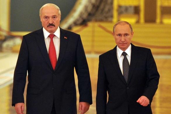 Лукашенко-Путину: обьединение с РФ? Выбрось это из головы