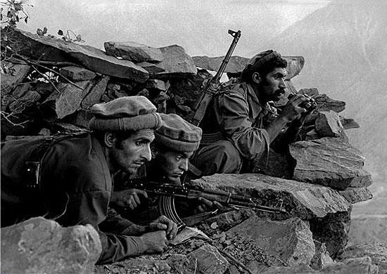«Пуштунка» : что ещё кроме головного убора переняли «афганцы» у моджахедов