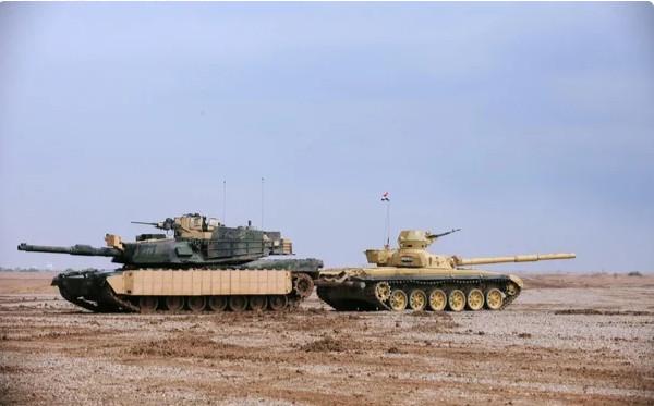 Почему российские танки легче и меньше западных?