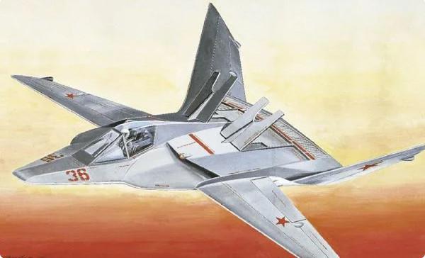 МиГ-37 Ferret – нереальный самолёт изменивший мир