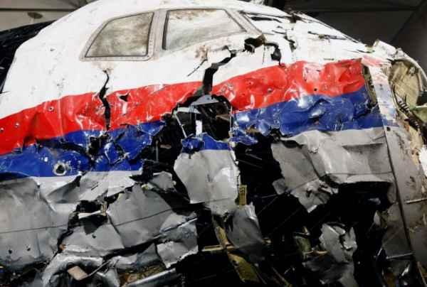 Парламент Нидерландов потребовал расследовать роль Украины в крушении МН17