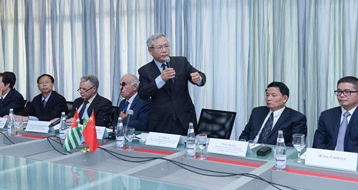 Сотрудничество с Китаем – положительное воздействие на внешнюю экономику Абхазии