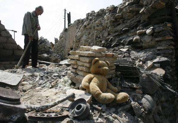 Южная Осетия и Россия приступят к уголовному преследованию военных преступников