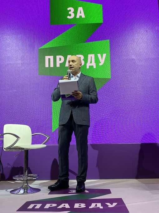 Захар Прилепин: «Мы - лучше, чем власть»