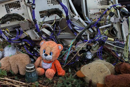 Голландских прокуроров Австралия сбила над Донбассом