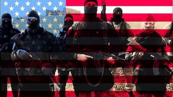 ИГИЛ - американская собачонка, терзающая сирийских солдат за деньги