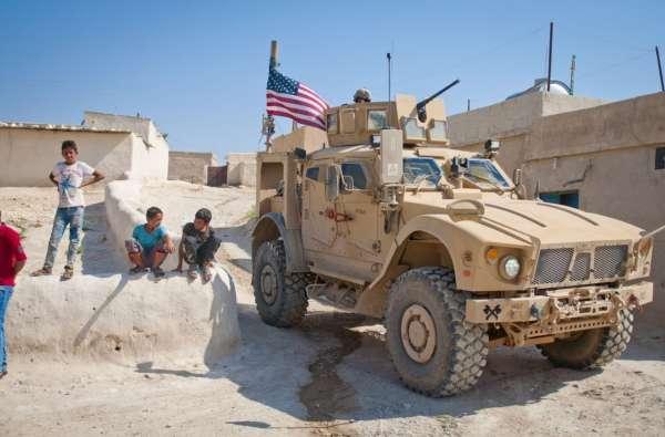 США сократят поддержку населения востока Сирии