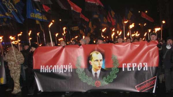 Почему бандеровцы постоянно приходят к власти в Украине?