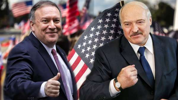 США используют Белоруссию в качестве пушечного мяса в войне с Россией