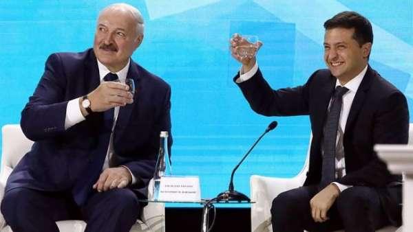 Лукашенко и Зеленский создают украинско-белорусский фронт против России – версия