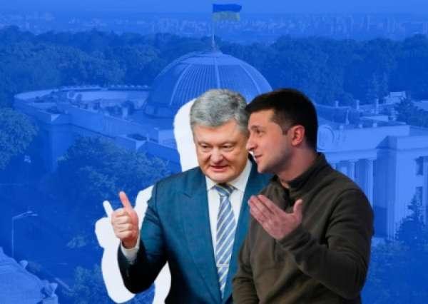 Санкции РФ: Офис Зеленского вступился за Порошенко