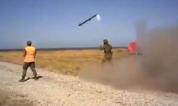 Неудачный пуск из ПЗРК на «АрМИ-2020» попал на видео